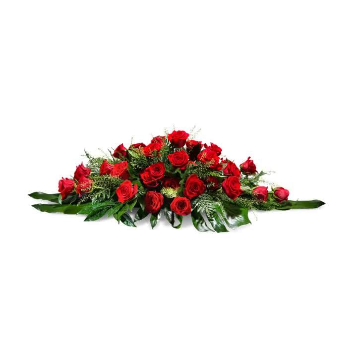 Almofada Vermelha, Almofada de Rosas Vermelhas