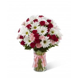 Sweet Surprises Bouquet - Vase included, Sweet Surprises Bouquet - Vase included