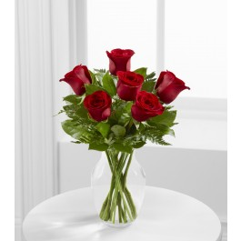 The FTD® Simply Enchanting™ Rose Bouquet, The FTD® Simply Enchanting™ Rose Bouquet