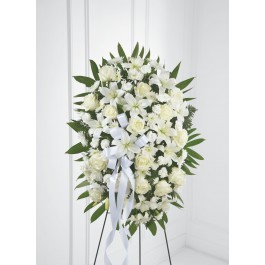 Funeral spray / arrangement, Funeral spray / arrangement