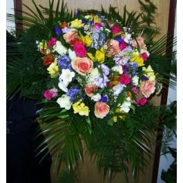 Ramo de flores mixtas, Ramo de flores mixtas