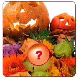 Ramo de Sorpresa / Halloween, Ramo de Sorpresa / Halloween