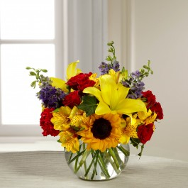 The FTD All For You Bouquet, The FTD All For You Bouquet