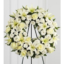 Treasured Tribute Wreath, Treasured Tribute Wreath