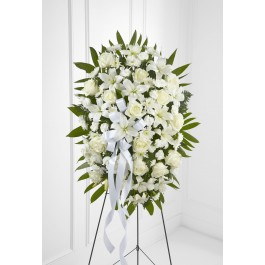 Exquisite Tribute Standing Spray, Exquisite Tribute Standing Spray