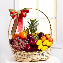 Cesta de frutas, Cesta de frutas