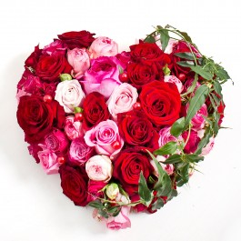 Heartshape Arrangement for Beloved, Heartshape Arrangement for Beloved