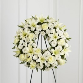 Treasured Tribute Wreath, Treasured Tribute Wreath