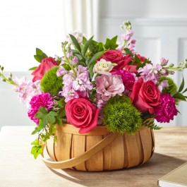 Radiance in Bloom Basket, Radiance in Bloom Basket
