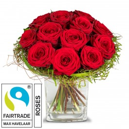 Small Pearl of Roses, with Fairtrade Max Havelaar-Roses, big, Small Pearl of Roses, with Fairtrade Max Havelaar-Roses, big