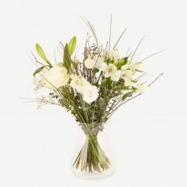 Sympathy bouquet, Sympathy bouquet