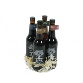 Four bottles of ASK beer, Four bottles of ASK beer