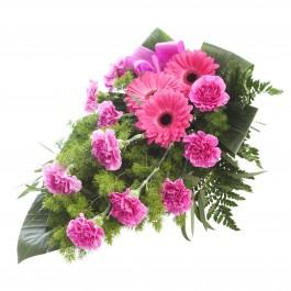 Gentle love- funeral bouquet, Gentle love- funeral bouquet