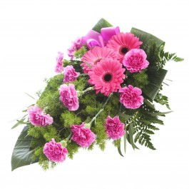 Gentle love- funeral bouquet, Gentle love- funeral bouquet