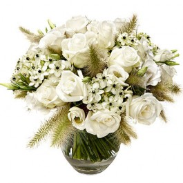 A White bouquet, A White bouquet