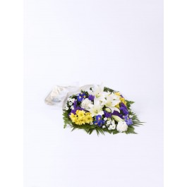 Mixed Flowers in Cellophane, Mixed Flowers in Cellophane