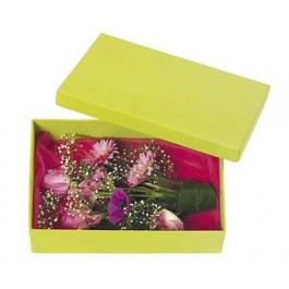 Small Box with Flowers, Small Box with Flowers