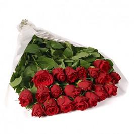 Bunch of 20 stems red roses, Bunch of 20 stems red roses