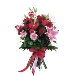 Ramo de flores variadas, Ramo de flores variadas