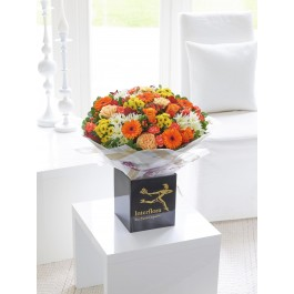 EXTRA LARGE AUTUMN HANDTIED, EXTRA LARGE AUTUMN HANDTIED