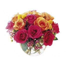 Ramo de rosas rojas, Ramo de rosas rojas