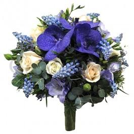 """Bouquet """"Blue-Eyed Girl"""", Bouquet"""