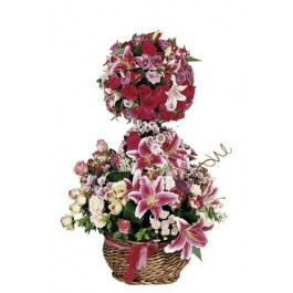 Wedding Basket, Wedding Basket