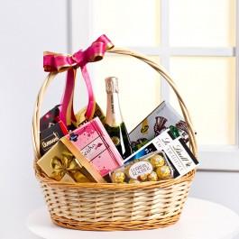 Sweet Gourmet Basket (no alcohol), Sweet Gourmet Basket (no alcohol)