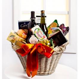 Luxurious Gourmet Gift Basket (no alcohol), Luxurious Gourmet Gift Basket (no alcohol)