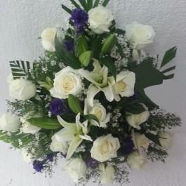 Funeral spray/arrangement, Funeral spray/arrangement