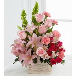 El Arreglo de Flores de FTD® Hermoso Espíritu™ , El Arreglo de Flores de FTD® Hermoso Espíritu™