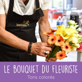 Bouquet du fleuriste Multicolore, Bouquet du fleuriste Multicolore
