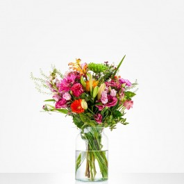 Bouquet: For the best; excl. vase, Bouquet: For the best; excl. vase