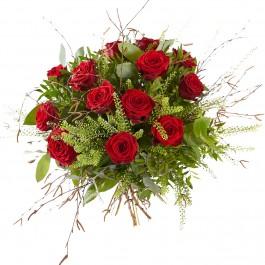 Bouquet Lovely red rose, Bouquet Lovely red rose