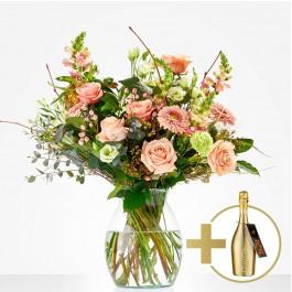 Combi Bouquet: Stylish; including Bottega fot € 33, Combi Bouquet: Stylish; including Bottega fot € 33