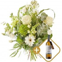 Bouquet: Sparkling and white wine, Bouquet: Sparkling and white wine