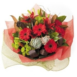Winter Bouquet, Winter Bouquet