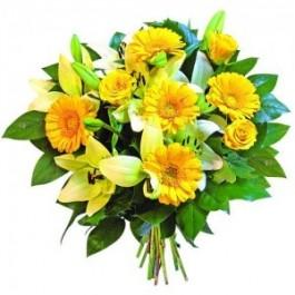 Sunshine bouquet, Sunshine bouquet