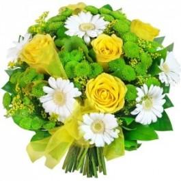 Kwiaty Dla Złotowłosej, Kwiaty Dla Złotowłosej