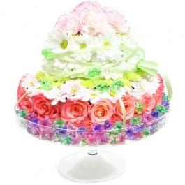 Kompozycja Aromatyczny tort, Kompozycja Aromatyczny tort