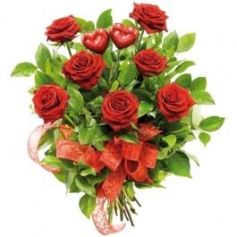 Kwiaty dwa serca, Kwiaty dwa serca