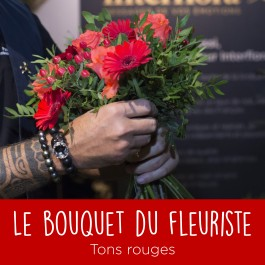 Bouquet du fleuriste Rouge, Bouquet du fleuriste Rouge