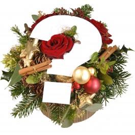Ramo Sorpresa Navidad / Selección de colores, Ramo Sorpresa Navidad / Selección de colores