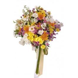 Ramo de flores de temporada, Ramo de flores de temporada