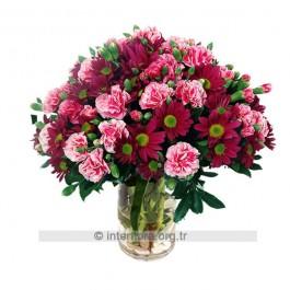 Bouquet of Cut Flowers, Bouquet of Cut Flowers