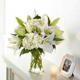 Compassionate Lily™ Bouquet, Compassionate Lily™ Bouquet