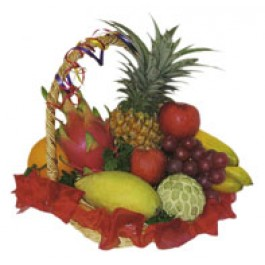 Frutas cesta, Frutas cesta