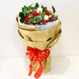 Bouquet Seasonal Blooms, Bouquet Seasonal Blooms