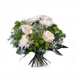 Sussurro, Ramo Primaveril com Anthuriuns e Rosas