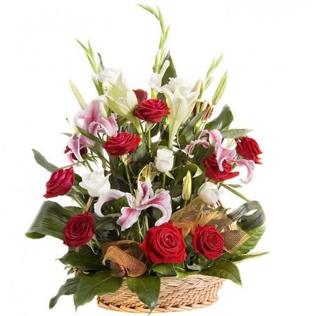 Arrangement - Flowery Splendor, Arrangement - Flowery Splendor